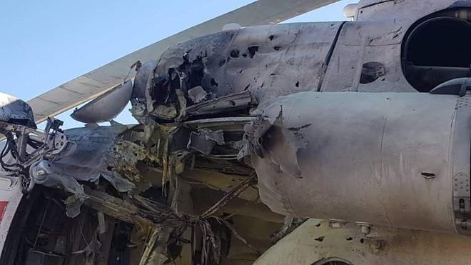 [Info] Trực thăng Mi-8 với phi hành đoàn người Ukraine bị súng chống tăng bắn hạ ảnh 1