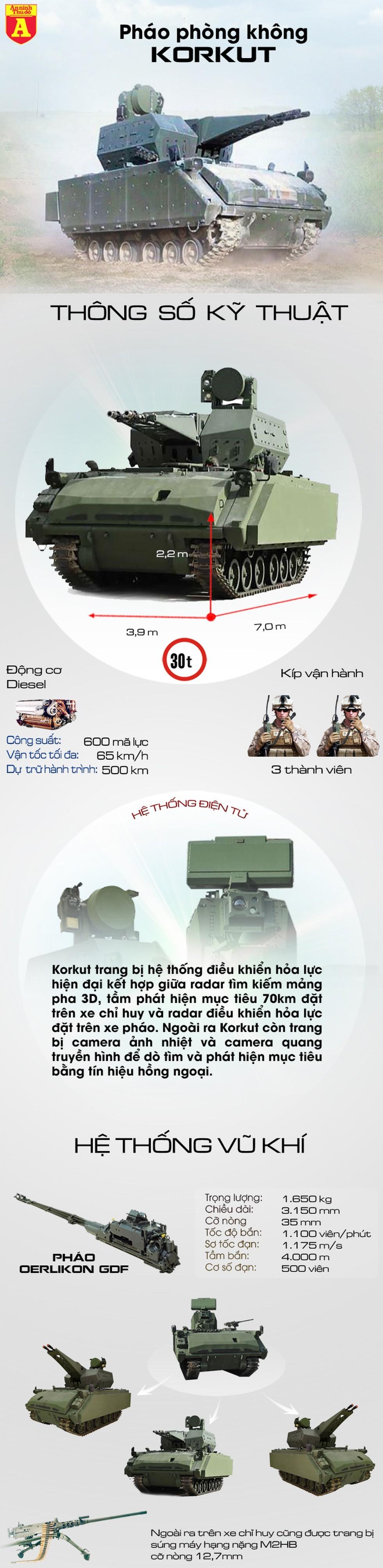[Info] Thổ Nhĩ Kỳ tung 'sát thủ' phòng không vào Syria ảnh 2