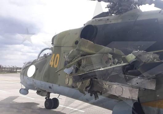 [Info] Liều lĩnh bắn vào trực thăng Nga tại Syria, Thổ Nhĩ Kỳ sẽ trả giá đắt? ảnh 2