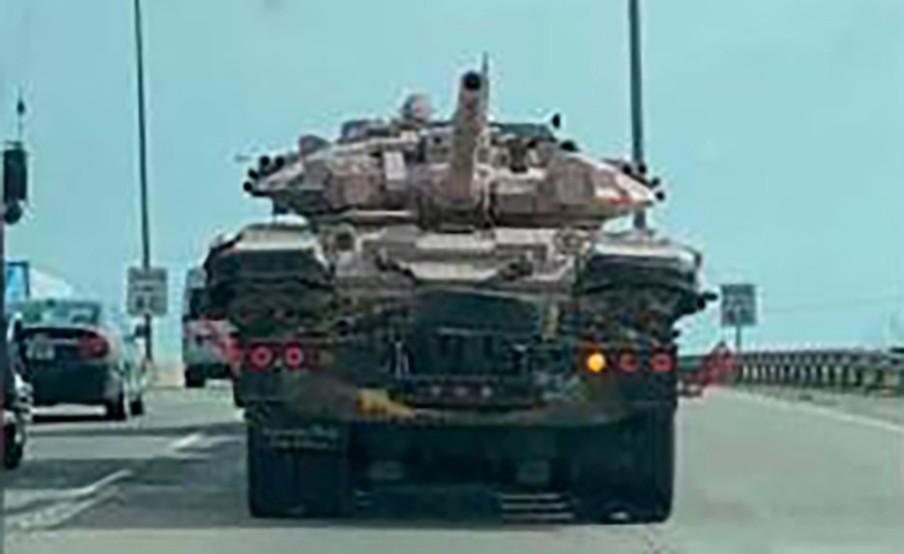[Info] Đặc nhiệm Tiger không kịp phá hủy nên Mỹ bất ngờ thu được xe tăng T-90 Nga ảnh 1