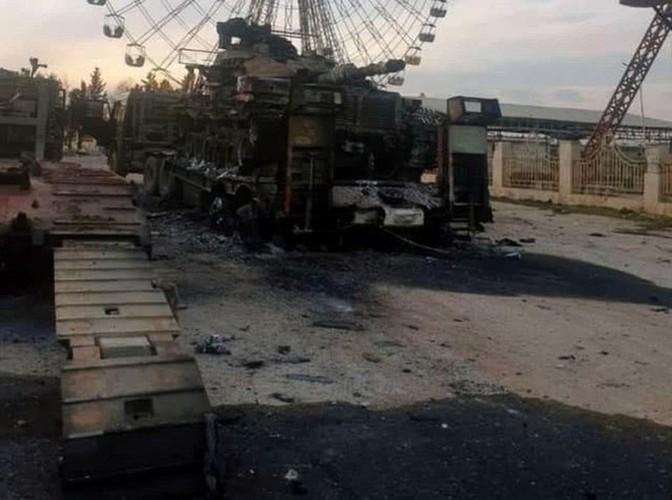 """[Info] Tên lửa Nga cấp cho Syria đặt """"dấu chấm hết"""" cho tăng thiết giáp Thổ Nhĩ Kỳ ảnh 3"""