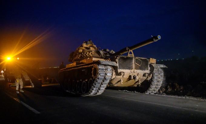 [Info] Thổ Nhĩ Kỳ quá liều lĩnh khi mang 'xe tăng cổ' vào chiến trường Syria ảnh 2