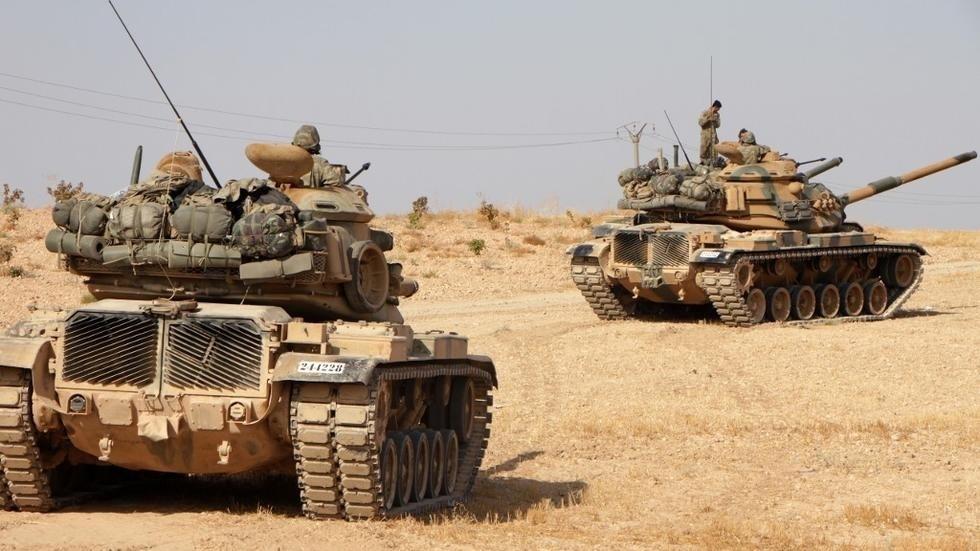 [Info] Thổ Nhĩ Kỳ quá liều lĩnh khi mang 'xe tăng cổ' vào chiến trường Syria ảnh 3