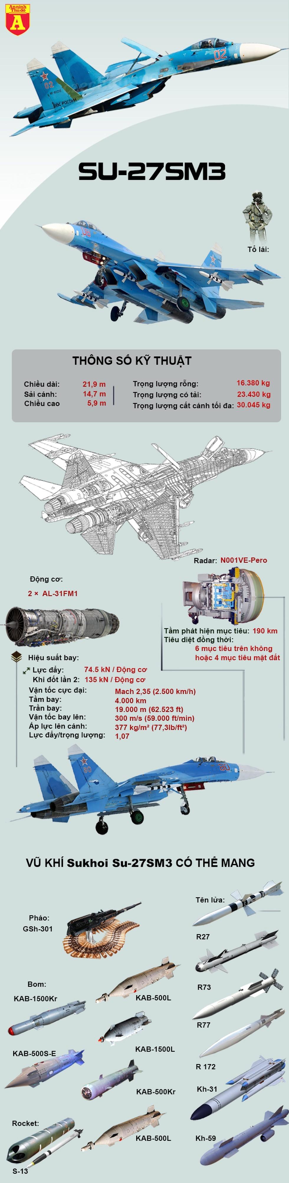 [Info] Nga điều chiến đấu cơ Su-27SM3 đánh chặn F-16 Thổ Nhĩ Kỳ tại Syria? ảnh 2