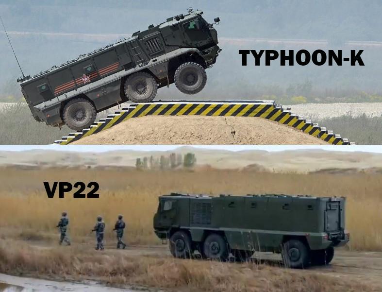 """[Info] Nga chưa kịp biên chế """"quái thú"""" Typhoon-K đã bị Trung Quốc sao chép ảnh 2"""