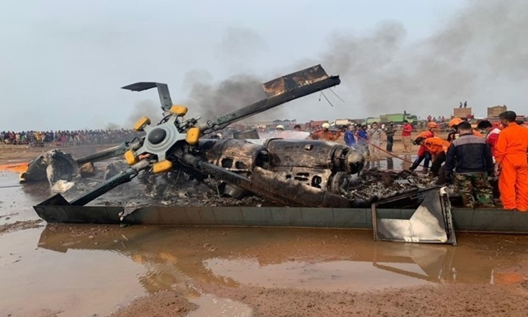 [Info] Dòng trực thăng bán chạy nhất của Nga bị rơi tại Indonesia ảnh 2