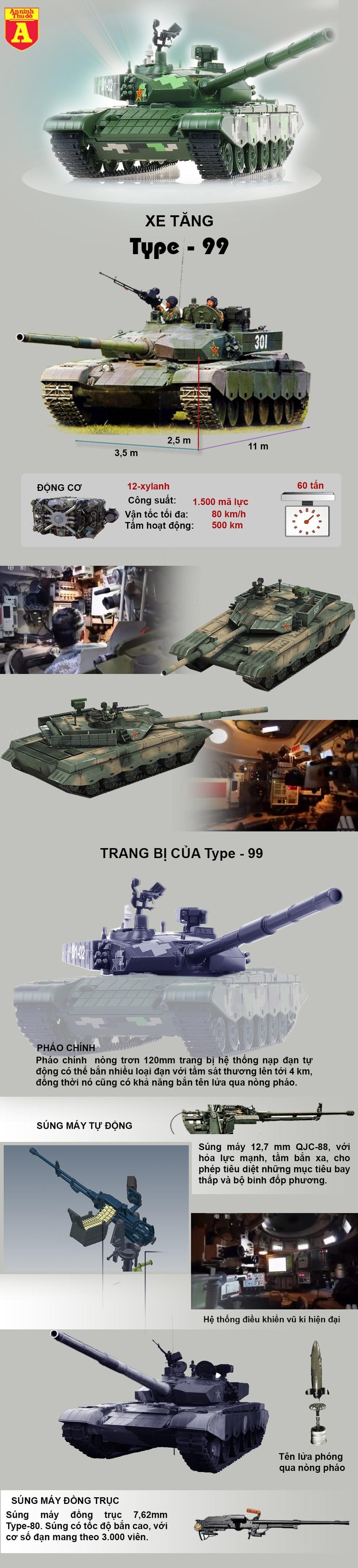 """[Info] Chiến xa xịn nhất Trung Quốc không đủ mạnh để làm """"vua tăng Châu Á"""" ảnh 2"""