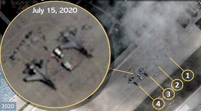 [Info] Tiêm kích Trung Quốc nhái từ Su-27 Nga xuất hiện trái phép tại quần đảo Hoàng Sa, Việt Nam ảnh 1
