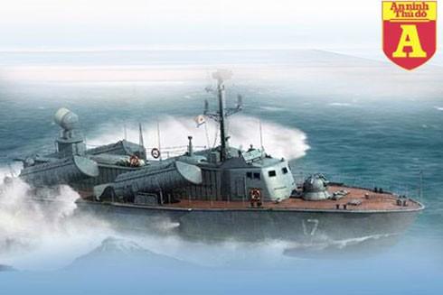 [Infographic] Osa II-Tàu tên lửa cao tốc cực nguy hiểm, Việt Nam sở hữu