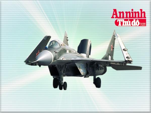 [Infographic] MiG-29K – Tiêm kích thay thế cho huyền thoại Su-33 trên đại dương ảnh 1