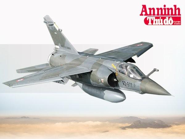 [Infographic] Mirage F1- Chiến binh bầu trời uy lực một thời của Pháp
