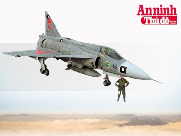 Saab 37 Viggen-Chiến binh mở đường cho chiến đấu cơ siêu cơ động