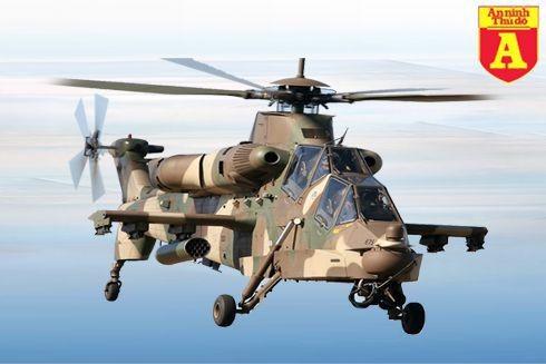 [Infographic] AH-2 Rooivalk - Siêu trực thăng chiến đấu đến từ Nam Phi
