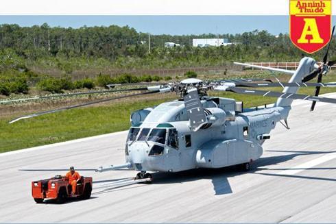 [Infographic] CH-53 King Stallion- Siêu trực thăng vận tải đắt nhất của Mỹ