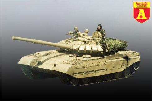 [Infographic] Gói nâng cấp cực mạnh của tăng T-55