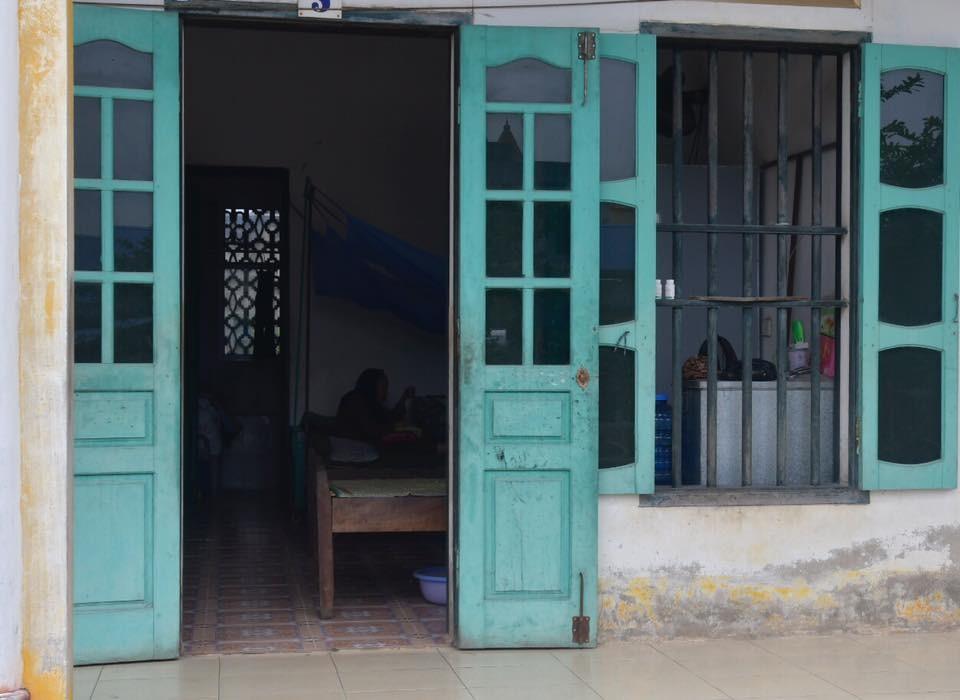 Nhà tình thương Vĩnh Sơn - Phaolo ở thôn Trung Lao, xã Trung Đông, Trực Ninh, Nam Định