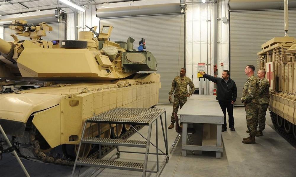 [Info] Đi ngược lại Anh, Mỹ bất ngờ chi mạnh tay để mua xe tăng chủ lực mới ảnh 9