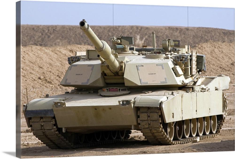 [Info] Đi ngược lại Anh, Mỹ bất ngờ chi mạnh tay để mua xe tăng chủ lực mới ảnh 16