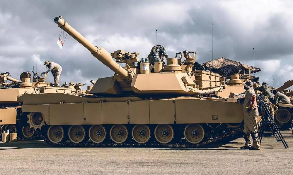 [Info] Đi ngược lại Anh, Mỹ bất ngờ chi mạnh tay để mua xe tăng chủ lực mới ảnh 17