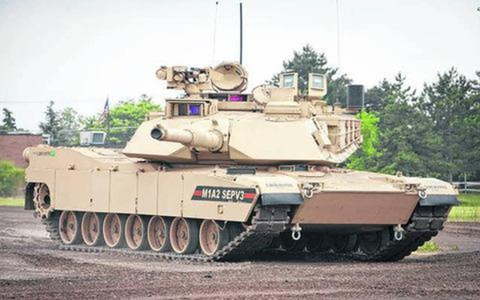 [Info] Đi ngược lại Anh, Mỹ bất ngờ chi mạnh tay để mua xe tăng chủ lực mới ảnh 6