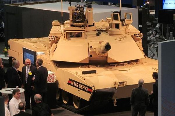 [Info] Đi ngược lại Anh, Mỹ bất ngờ chi mạnh tay để mua xe tăng chủ lực mới ảnh 7