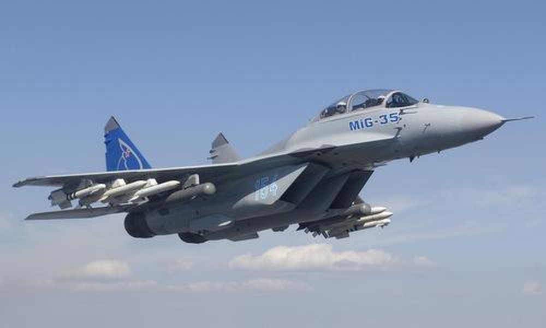 [Info] Không phải quân đội Nga mà Ấn Độ mới là cứu tinh của MiG-35 ảnh 1