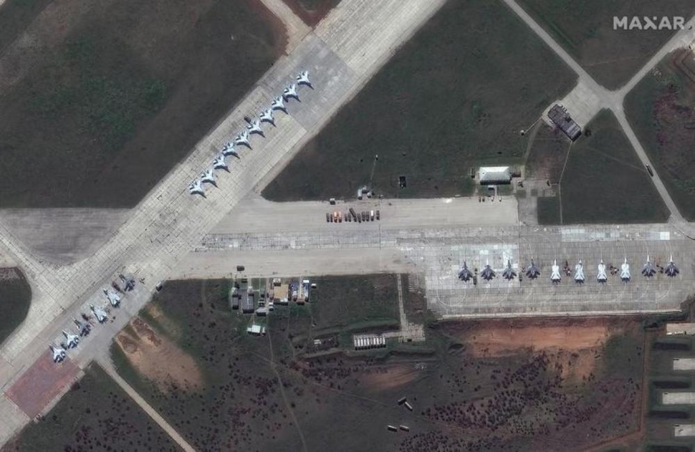 [Info] Cường kích Su-34 Nga đã đến căn cứ không quân Morozovsk ảnh 2