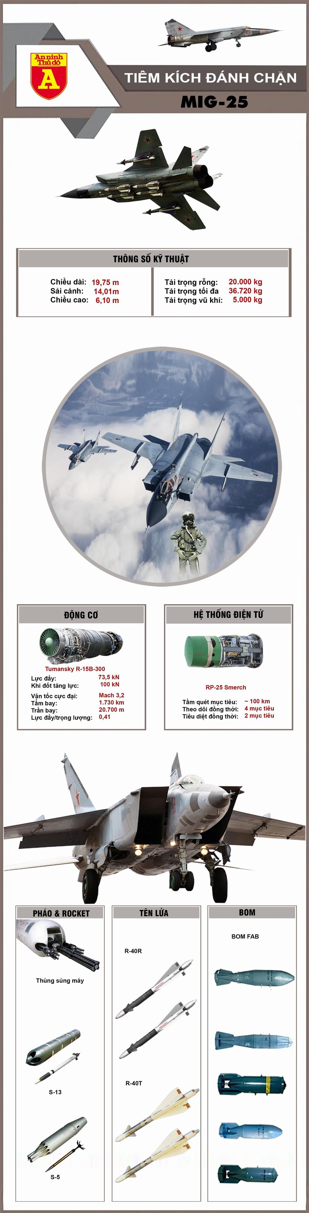 """[Info] """"Ma tốc độ"""" MiG-25 bất ngờ xuất hiện tại Lybia ảnh 3"""