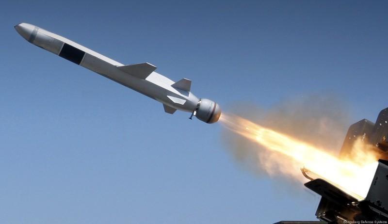 [Info] Sức mạnh chiến hạm mang tên lửa dẫn đường vừa bị Mỹ đem ra đánh chìm ảnh 1