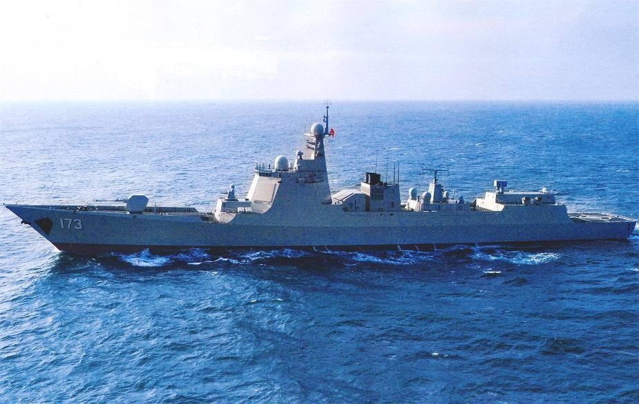 [Info] Chiến hạm mạnh nhất Trung Quốc đi vào vùng đặc quyền kinh tế Mỹ ngoài khơi Alaska ảnh 1