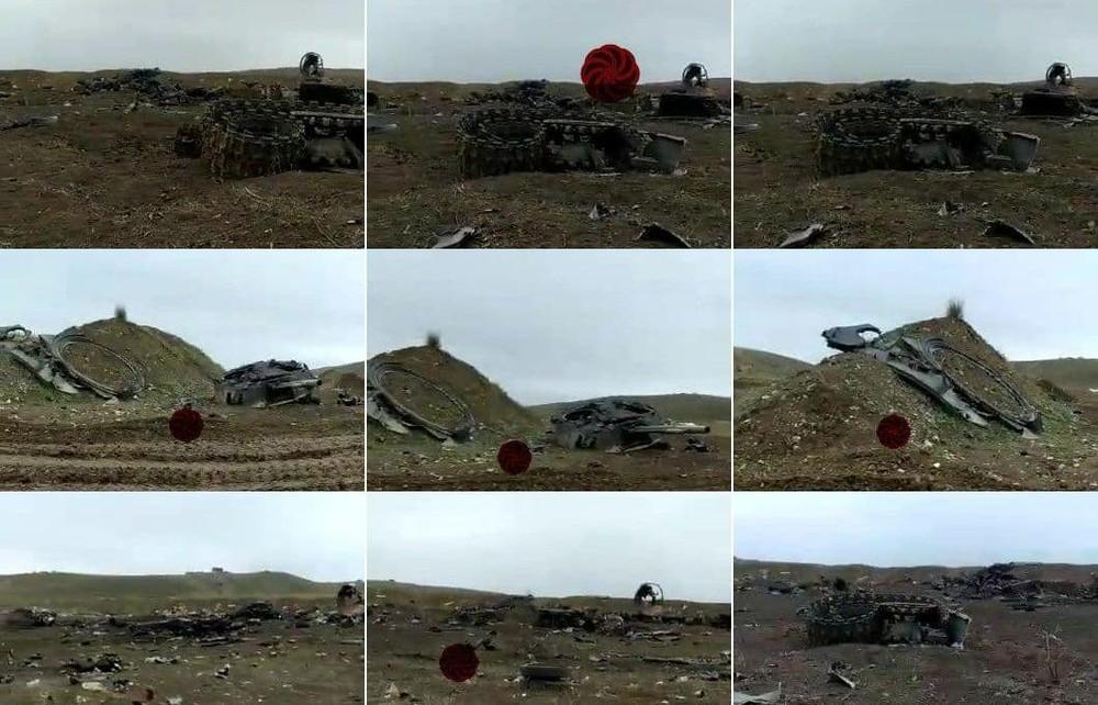 [Info] 'Nữ hoàng bộ binh' BMP-3 Azerbaijan bị xé nát khi trúng đạn pháo Armenia ảnh 1