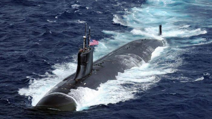 [Info] Siêu tàu ngầm hạt nhân mạnh nhất của Mỹ hỏng mũi sau vụ va chạm ở Biển Đông ảnh 2