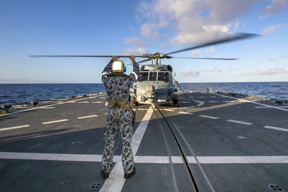 [Info] Siêu trực thăng săn ngầm Australia mua từ Mỹ gặp nạn ở biển Philippine ảnh 2
