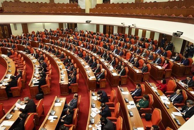 Toàn văn phát biểu của Tổng Bí thư, Chủ tịch nước Nguyễn Phú Trọng khai mạc Hội nghị Trung ương 15, khóa XII ảnh 2