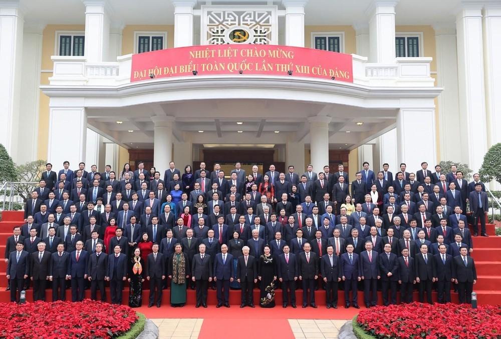 Toàn văn phát biểu của Tổng Bí thư, Chủ tịch nước Nguyễn Phú Trọng khai mạc Hội nghị Trung ương 15, khóa XII ảnh 1