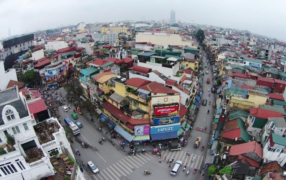 Bước đột phá của Hà Nội khi quy hoạch 4 quận trung tâm ảnh 1
