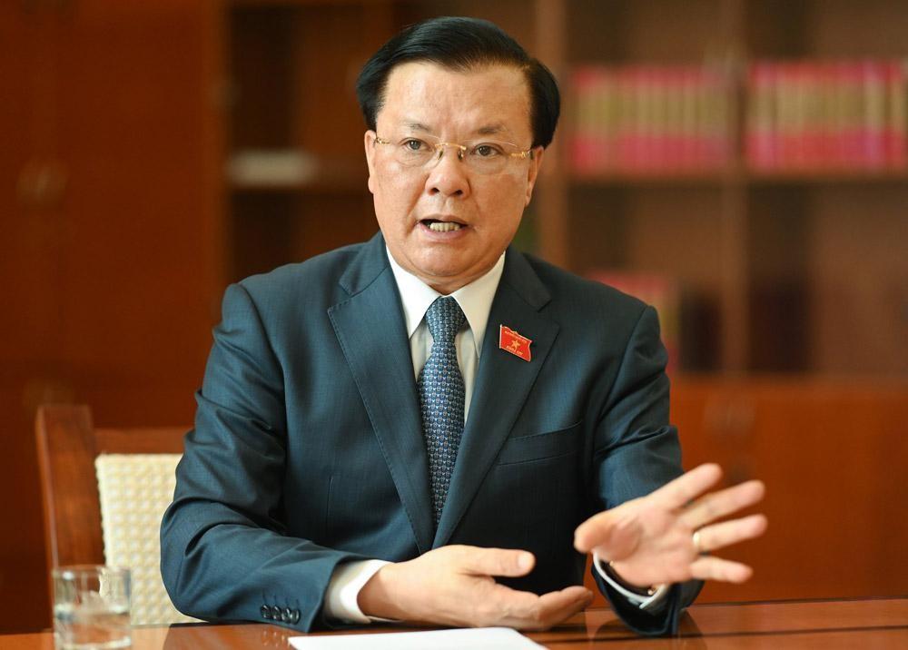 Động lực xây dựng Thủ đô Hà Nội ngày càng giàu đẹp ảnh 1