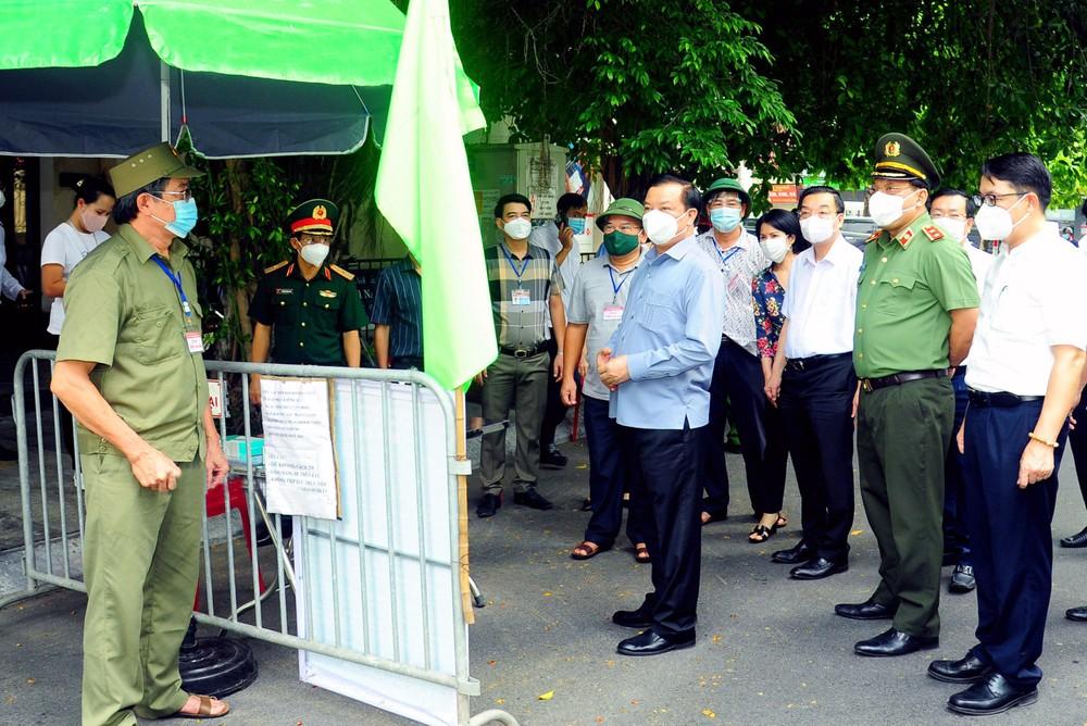 Động lực xây dựng Thủ đô Hà Nội ngày càng giàu đẹp ảnh 2