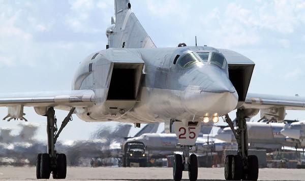 Sức mạnh máy bay ném bom chiến lược Tu-22M3