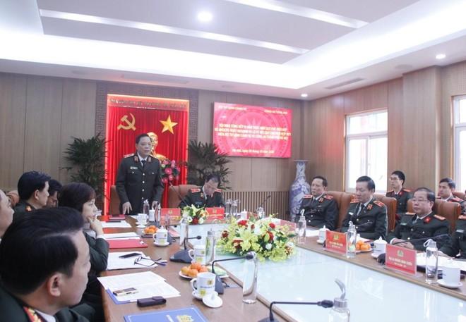 Bộ Tư lệnh Cảnh vệ và CATP Hà Nội ký kết quy chế phối hợp đảm bảo an ninh trật tự ảnh 3