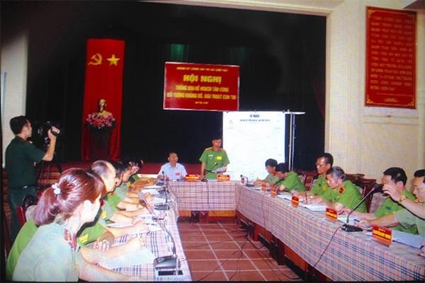 Diễn tập khu vực phòng thủ thị xã Sơn Tây năm 2016