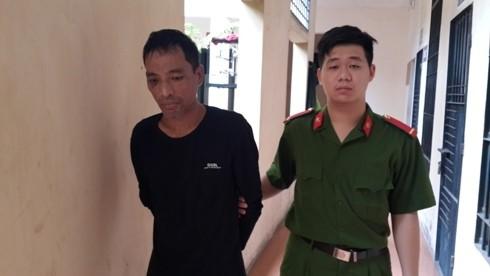 CAQ Thanh Xuân bắt giữ đối tượng Phan Đức Cường