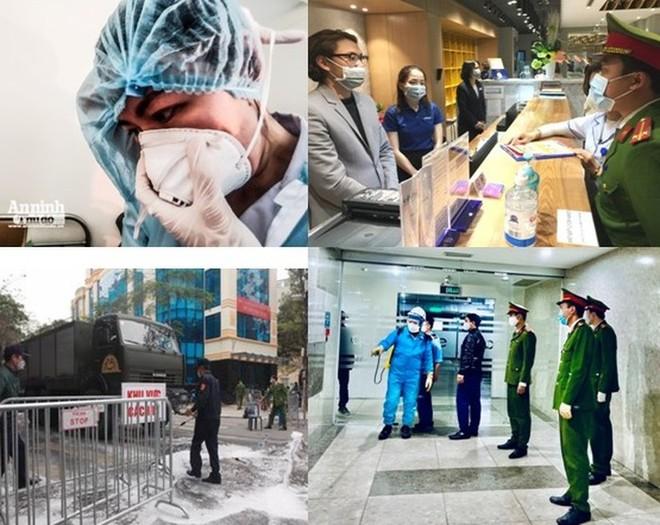 CATP Hà Nội làm tốt công tác phòng chống dịch bệnh Covid-19