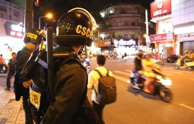 Công an Hà Nội luôn ứng trực, tuần tra đảm bảo ANTT trên địa bàn thành phố