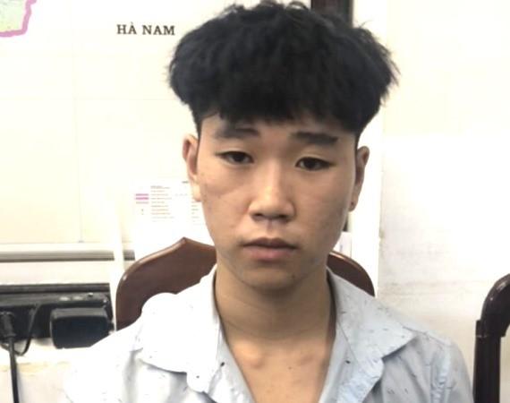 """Lưu Ngọc Vỹ, đối tượng cướp tài sản của lái """"xe ôm"""" GrabBike vừa ra đầu thú"""