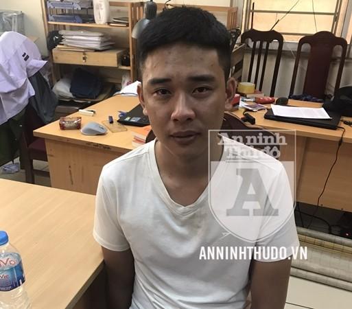 Hung thủ vụ cướp Ngân hàng BIDV - Chi nhánh Ngọc Khánh đã bị bắt ảnh 2