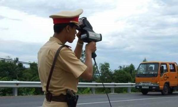 CSGT sẽ sử dụng đồng bộ các biện pháp nhằm xử lý nghiêm vi phạm, góp phần làm giảm TNGT trên các tuyến quốc lộ