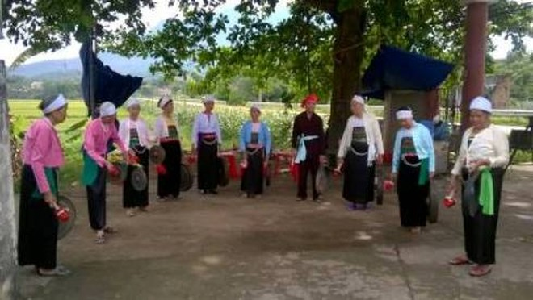 Nhân dân các dân tộc của huyện Ba Vì, Hà Nội phát triển văn hóa, xã hội, kinh tế gắn chặt với đảm bảo vững chắc ANTT tại địa bàn