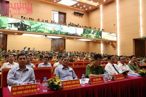 Đại diện lãnh đạo các đơn vị tham dự hội nghị đều đánh giá cao những thành tích, chiến công của lực lượng 141 trong suốt 5 năm qua