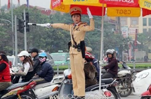 Phân luồng giao thông phục vụ Hội nghị không chính thức Quan chức cao cấp APEC ảnh 1